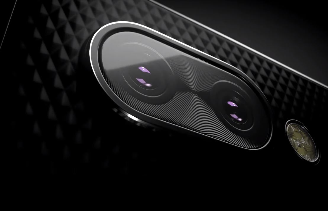 KEY2 Blackberry Header Kamera