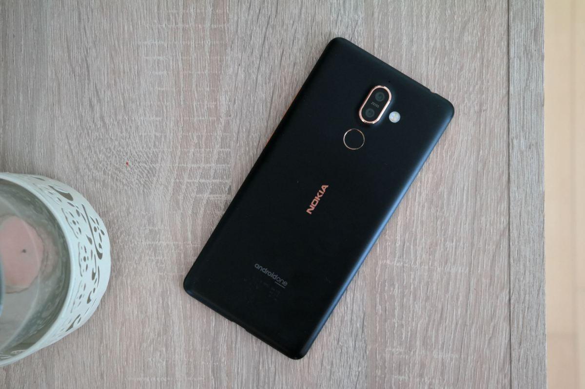 Nokia 7 Plus Header