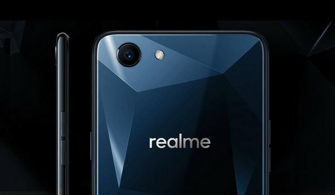 Oppo RealMe 1 Header