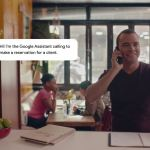 Google Assistant Restaurant Reservierung Duplex Header