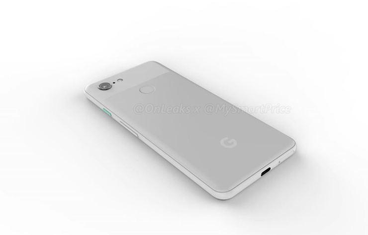 Google Pixel 3 Xl LEak