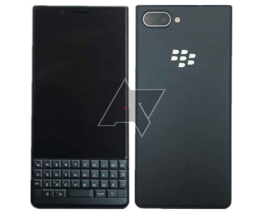 BlackBerry Key2 LE Leak