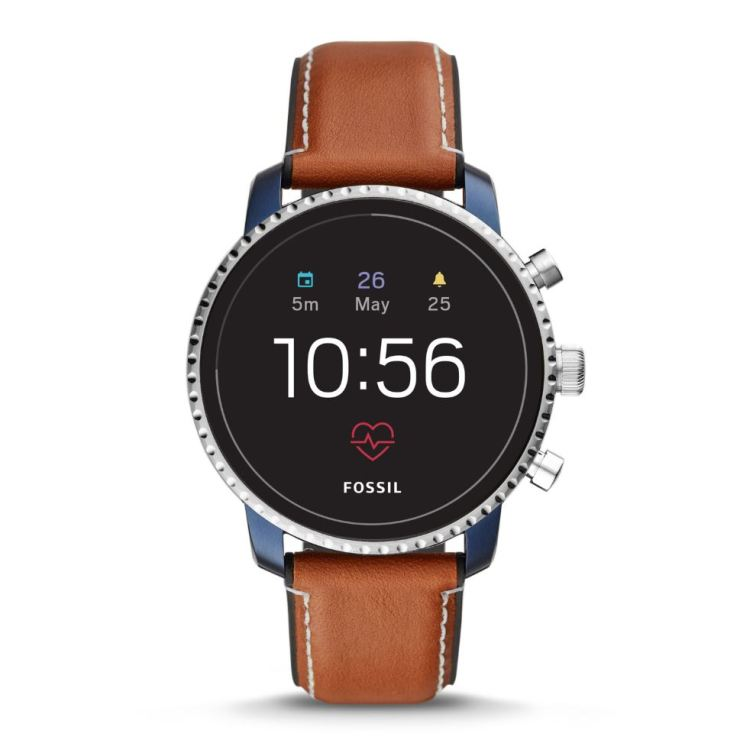 Fossil Q Explorist HR 4. Generation