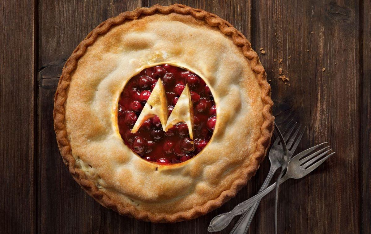 Motorola Android 9 Pie Header