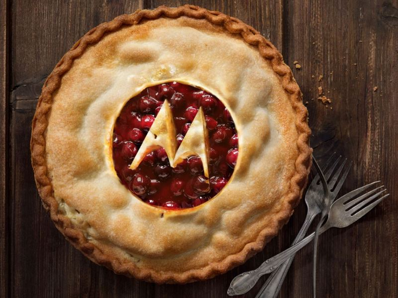 Motorola Android 9 Pie Header