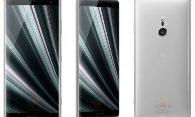 Sony Xperia XZ3 Leak