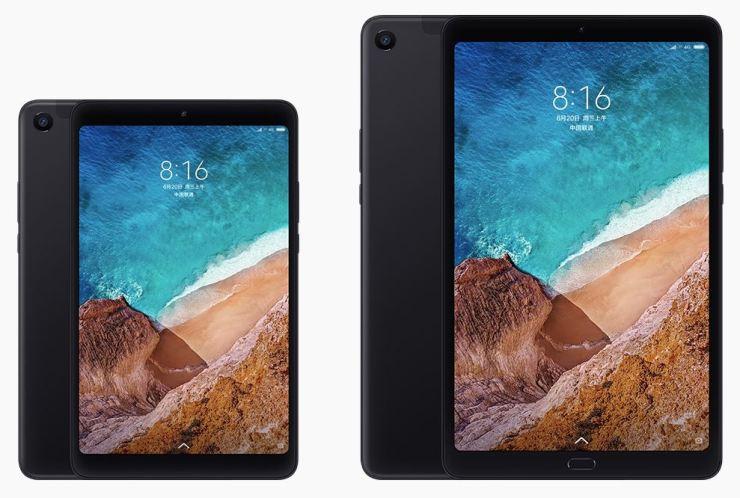 Xiaomi Mi Pad 4 und 4 Plus