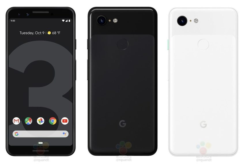 Google Pixel 3 Leak September 2018 (3)