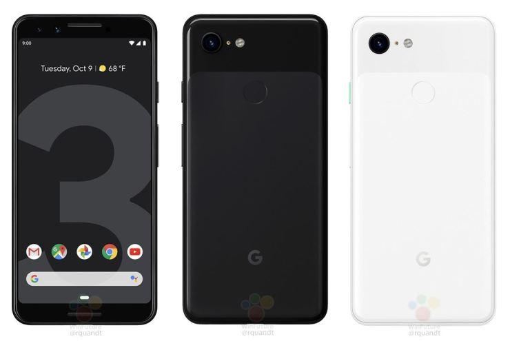Google Pixel 3 Leak September 2018 (3)
