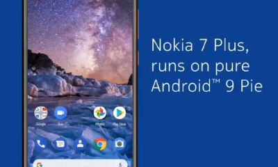 Nokia 7 Plus Android 9 Pie Header