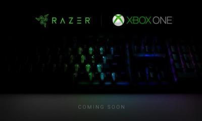 Razer Microsoft coming soon