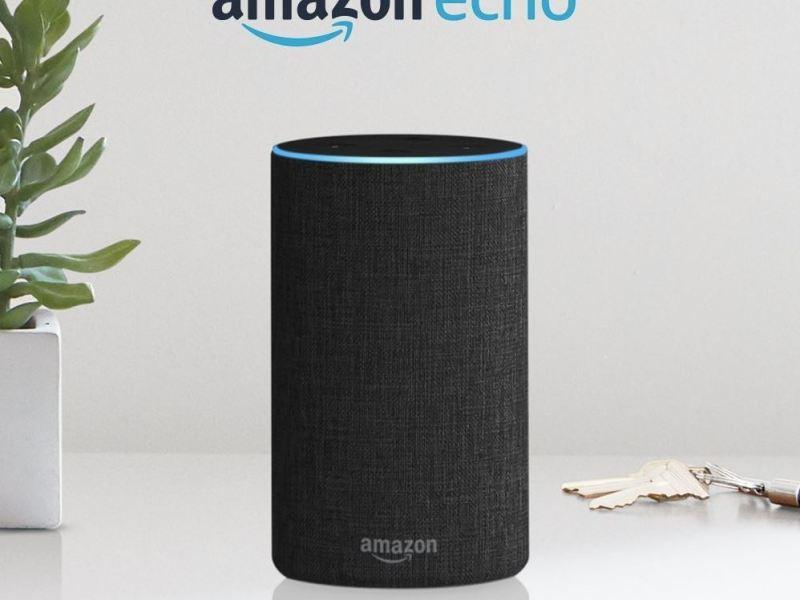 Amazon Echo 2. Generation Header