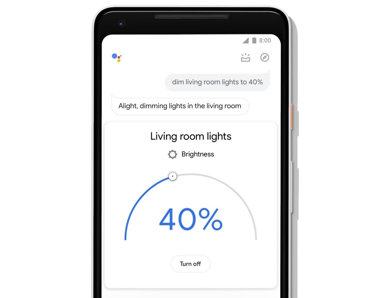 Google Assistant Design Update 2018