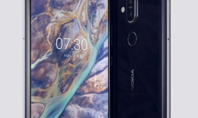 Nokia X7 7.1 Plus Header