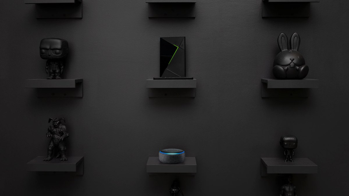 Nvidia Shield Amazon Alexa