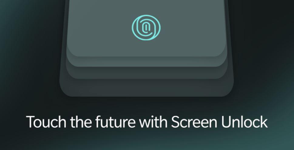 OnePlus 6T Screen Unlock