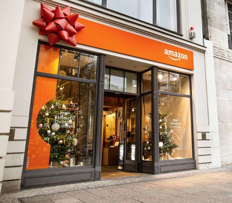 Amazon Pop-Up-Store Berlin