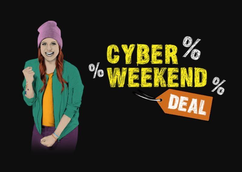 Congstar Cyber Weekend Angebot