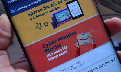 Cyber Monday Amazon 2018