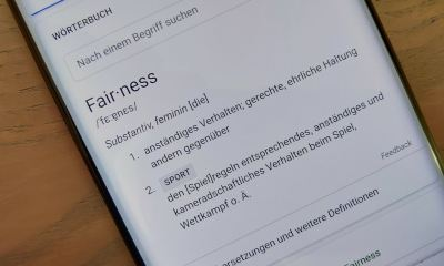 Fairness Screenshot Header