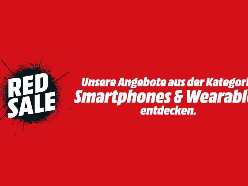 MediaMarkt Smartphone Red Sale 2018