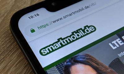 Smartmobil Provider Header