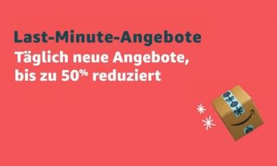 Amazon Last-Minute-Angebote Blitzangebote