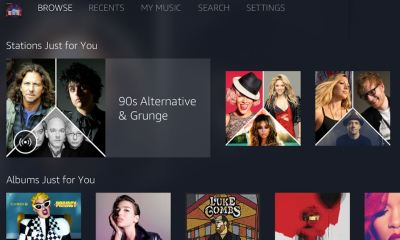 Amazon Music Android TV