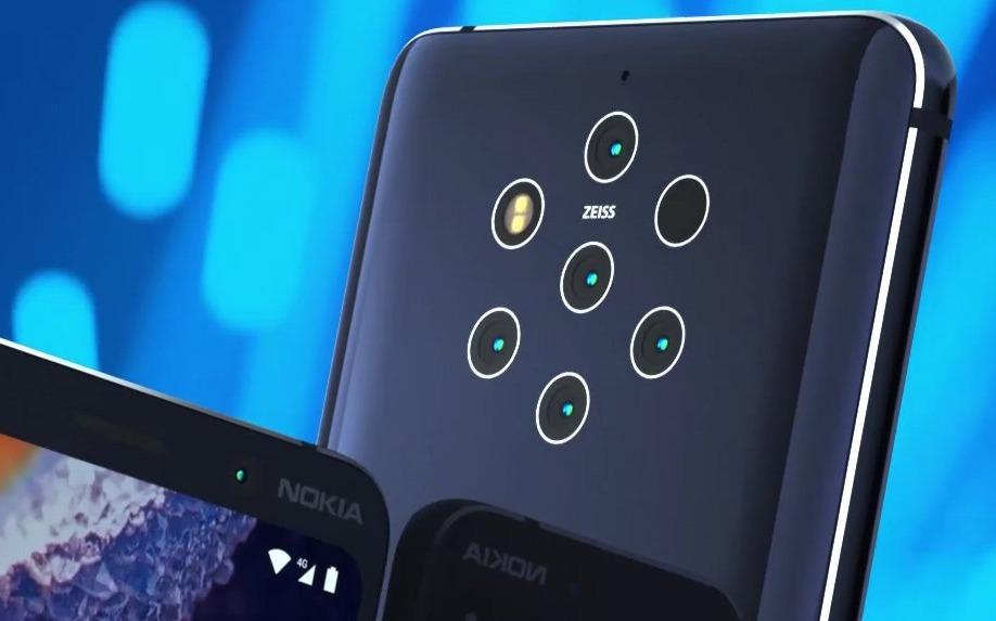 Nokia 9 PureView Leak