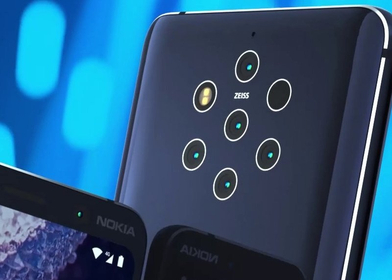 Nokia 9 PureView Leak