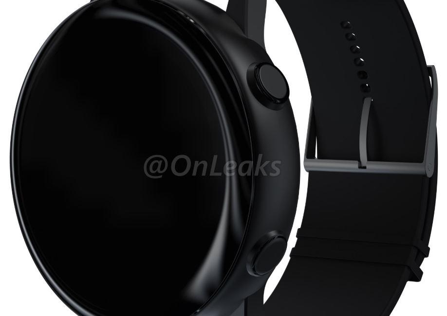 Samsung Galaxy Sport Leak