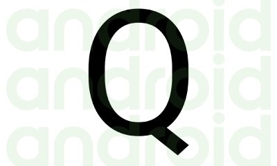 Android Q Header