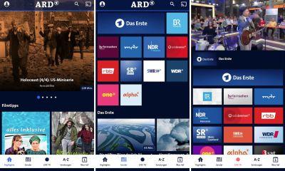 ARD Mediathek Update Januar 2019