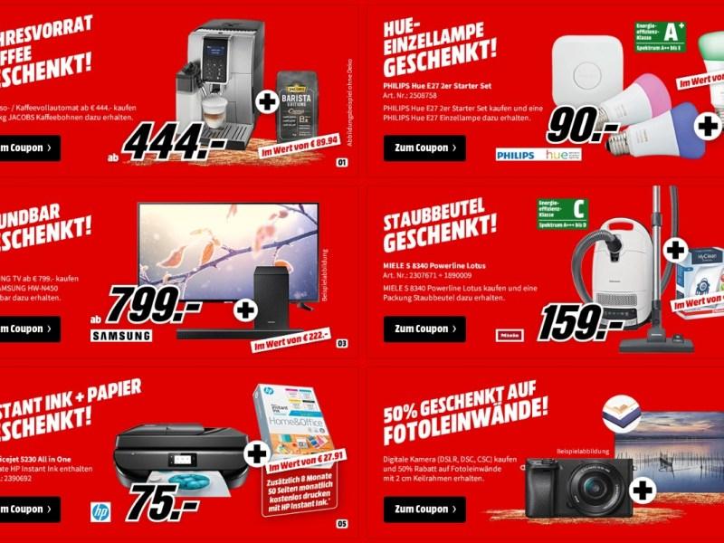 Coupon Aktion MediaMarkt 2019