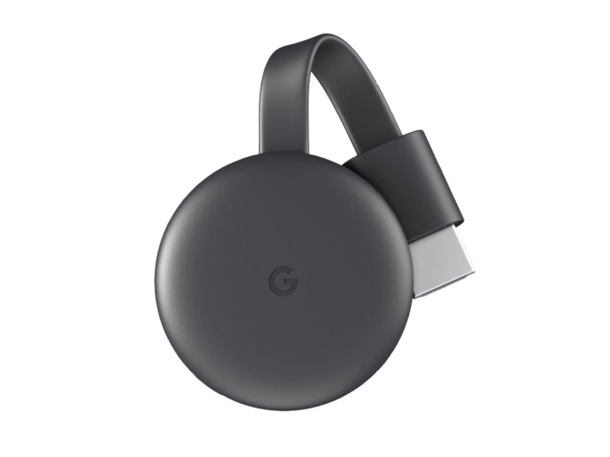 Google Chromecast 3 Header