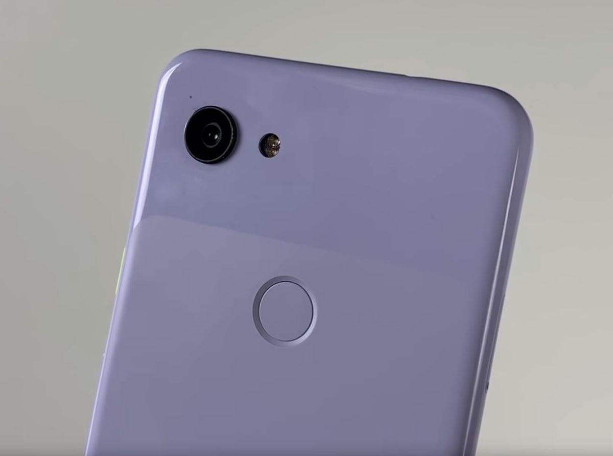 Pixel 3a: Erstes offizielles Bild?
