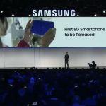 Samsung 5G Ankündigung