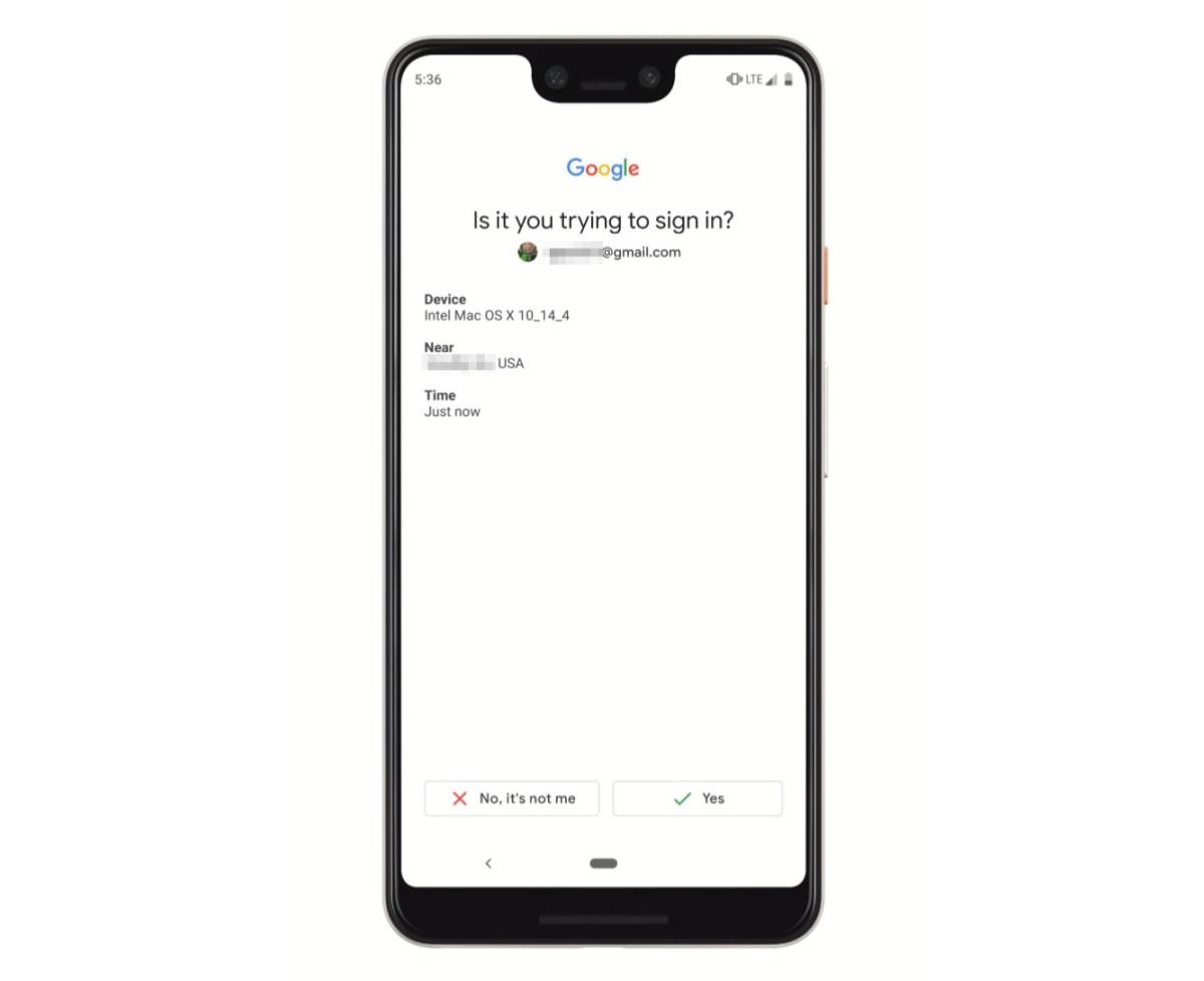 Google gestaltet Zwei-Faktor-Bestätigung für Android neu