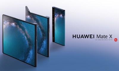 Huawei Mate X Header