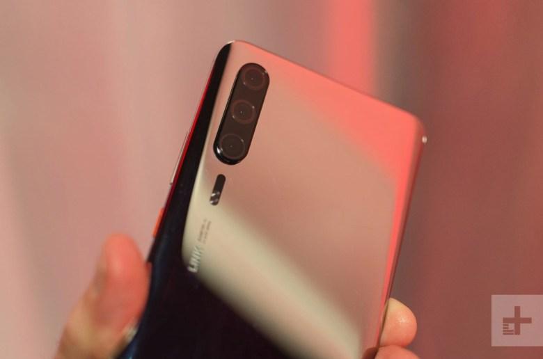 Huawei P30 Leak
