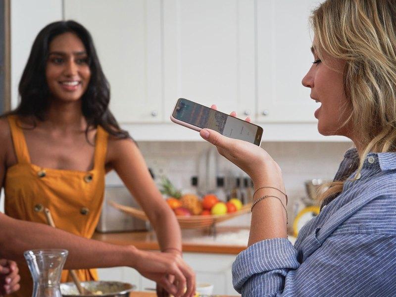 Google Assistant Smartphone Taste Header