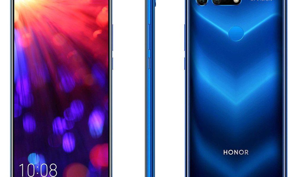 Honor View 20 Blau