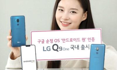 LG Q9 One