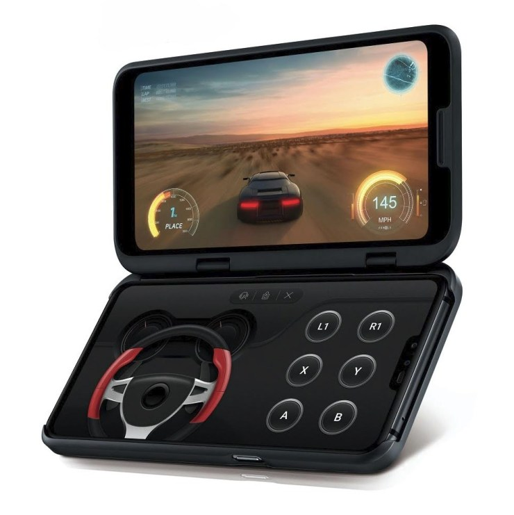 LG V50 Dual Screen