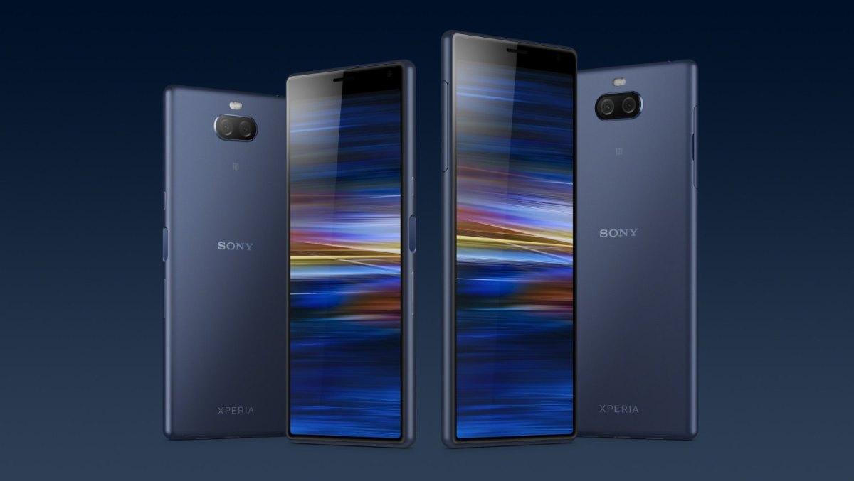 Sony Xperia 10 10 Plus