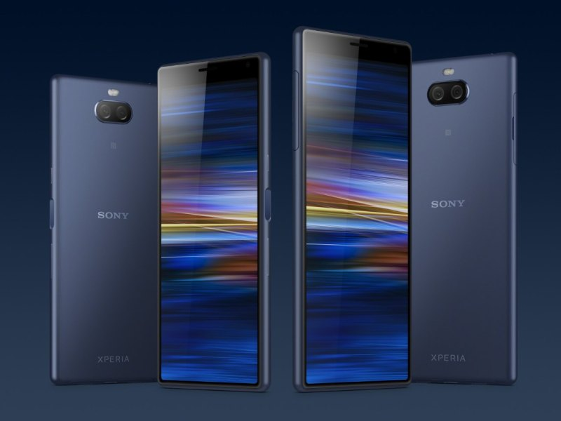 Sony Xperia 10 10 Plus