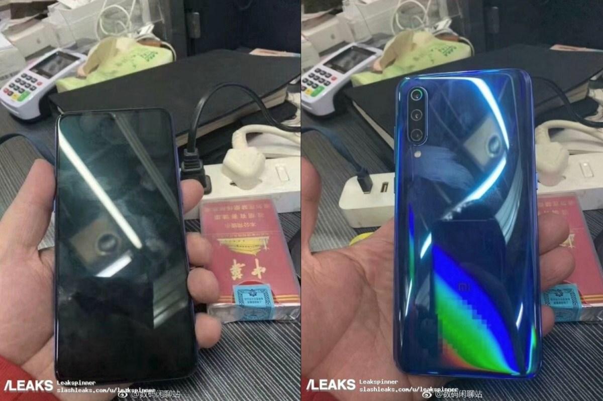 Xiaomi Mi 9 Leak Header