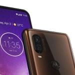 Motorola One Vision Leak