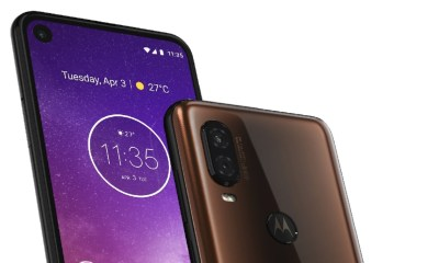 Motorola One Vision Leak