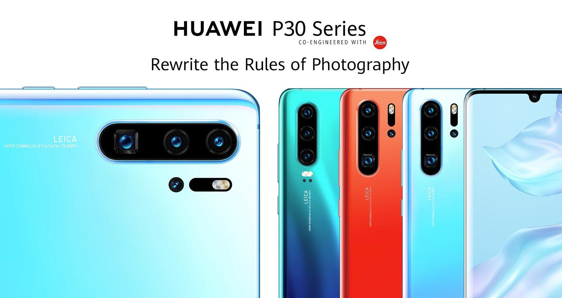 Auf Lager: Huawei P30 (Pro) ab sofort im Handel verfügbar